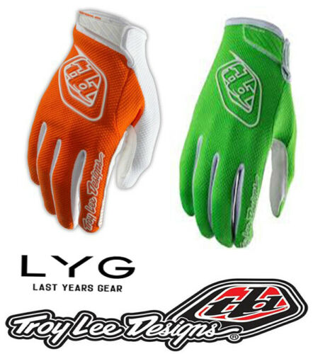 Troy Lee Designs Youth Air Gloves Motocross Mx Enduro Mtb Dh Genuine UK Stock