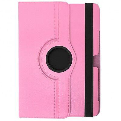 Borsa Custodia Book Case Rotated Per Samsung Galaxy Tab 4 8.0 Rosa Vendite Di Garanzia Della Qualità