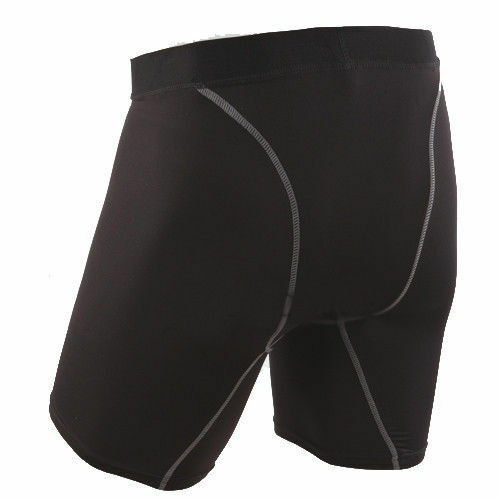 Men Compression Under Skins Shorts Leggings Pants Sports Gym Trousers Bottoms
