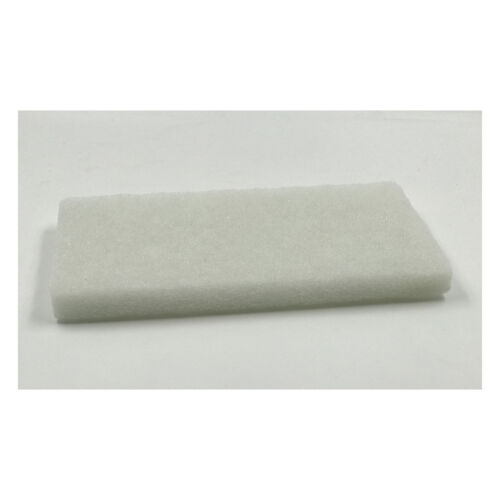 109//G 12x25x2,5 cm per stucchi epossidici LITOKOL feltro bianco ART