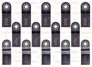 14-x-Multitool-Blades-Bosch-Stanley-Multimaster-Makita-Dremel-Fein-Klutch-Worx