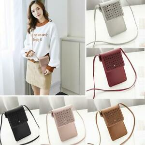 Women-Wallet-Purse-Leather-Coin-Cell-Phone-Cross-body-Shoulder-Touch-Screen-Bag