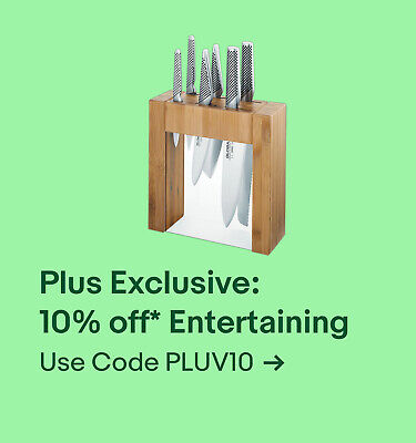 Use Code PLUV10
