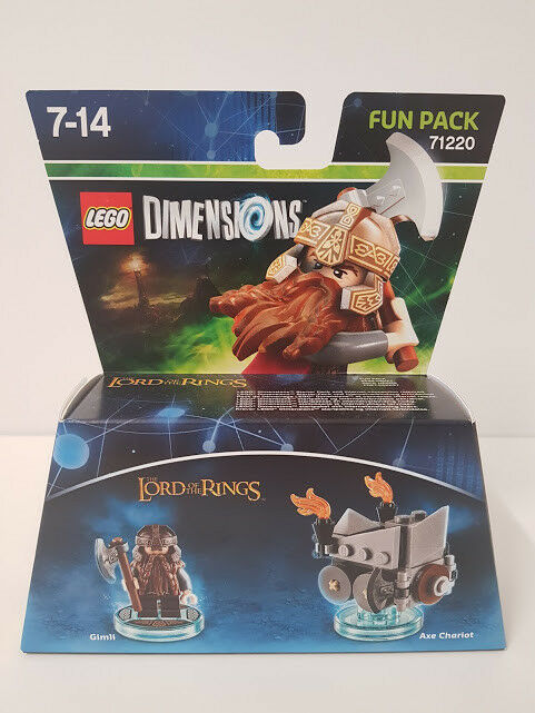Lego DiHommes sions Fun Pack Lord of the Rings Set 71220 mini figurines NEUF | Outlet Store Online