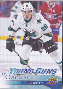 16-17-Upper-Deck-Timo-Meier-UD-Canvas-Young-Guns-Rookie-Sharks-2016