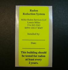 Printed Stickers 500 Custom Rectangle 34 X 2 12 Business Labels On A Roll