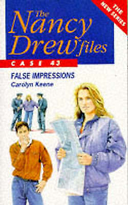 False Impressions (Nancy Drew Files), Keene, Carolyn, Good Book