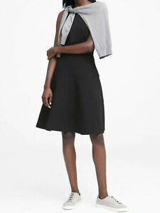 Banana-Republic-118-Stretch-Racerback-Fit-and-Flare-Dress-00P-0P-0-2P-2-4P-6