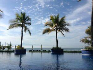 Condo Alamar Torre Borneo 5 piso Espectacular Vista Beach Club y Amenidades