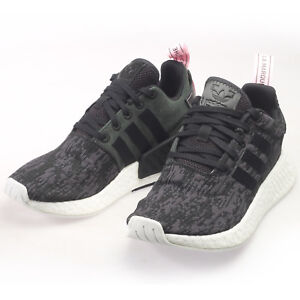 6b235da64 Image is loading Adidas-Originals-NMD-R2-Womens-BY9314-Black-Wonder-