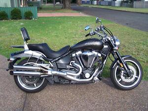 Motorcycle Backrest Yamaha Roadstar