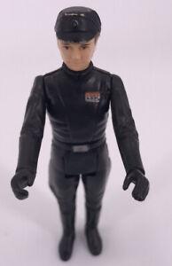 Vintage 1980 Kenner Star Wars Figures Complete Rare ANH Imperial Commander Toy