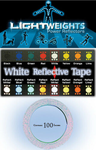Lightweight Safety Limited Reflective Stealth Tape Reflector 100inwh