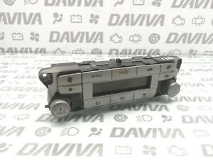 07 Ford S-Max AC Air Con Heater Climate Control Panel Switch