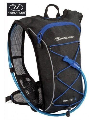 Kestrel Hydration Back Pack Water Bottle Day 2L Backpack Aqua Bladder 6L 6 Litre