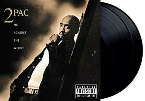 2pac - Me Against The World Explicit Version [Vinyl New]