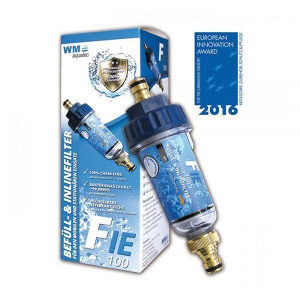Mondiale Aquatec FIE-100 Technic pro + & Inlinefilter Acqua Filtro Disinfezione