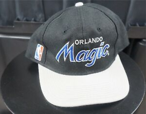 8f6579582 Image is loading Rare-Vintage-SPORTS-SPECIALTIES-Orlando-Magic-Script-Logo-