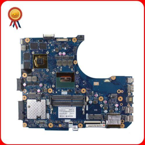 FOR ASUS G551JM N551JW GL551JW G551JW motherboard Mainboard i7-4710HQ GTX 960M