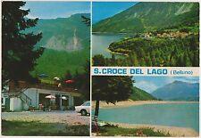 S. CROCE DEL LAGO - VEDUTINE - FARRA D'ALPAGO (BELLUNO)