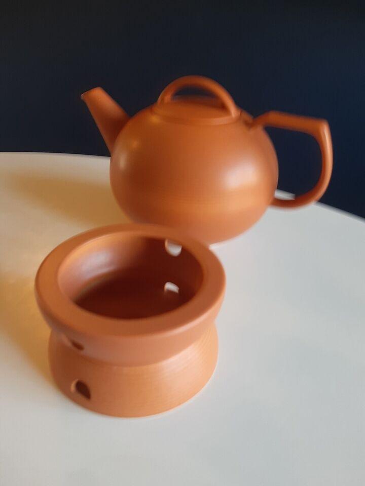 Keramik, Tekande, Søholm