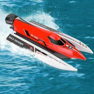 Wltoys F1 45km H High Speed 2 4g Remote Control Racing Speed Boat Festival Gift 813504709023 Ebay