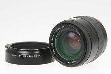 Minolta 3,5-4,5/35-105mm Objektiv mit Sony / Minolta AF Bajonett #16214050