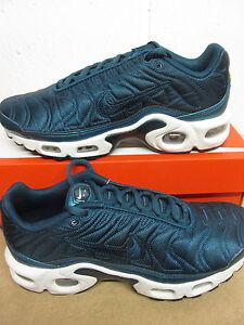 Détails sur Nike Femme Air Max plus se Femme Running Baskets 862201 901 Baskets Chaussures afficher le titre d'origine