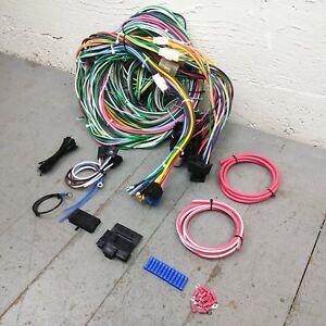 1968 - 1972 Nova Wire Harness Upgrade Kit fits painless ...