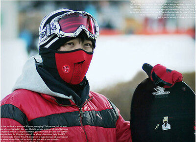 Eulogize Ski Snowboard Motorcycle Bike Winter Sport Face Mask Neck Warmer Warm