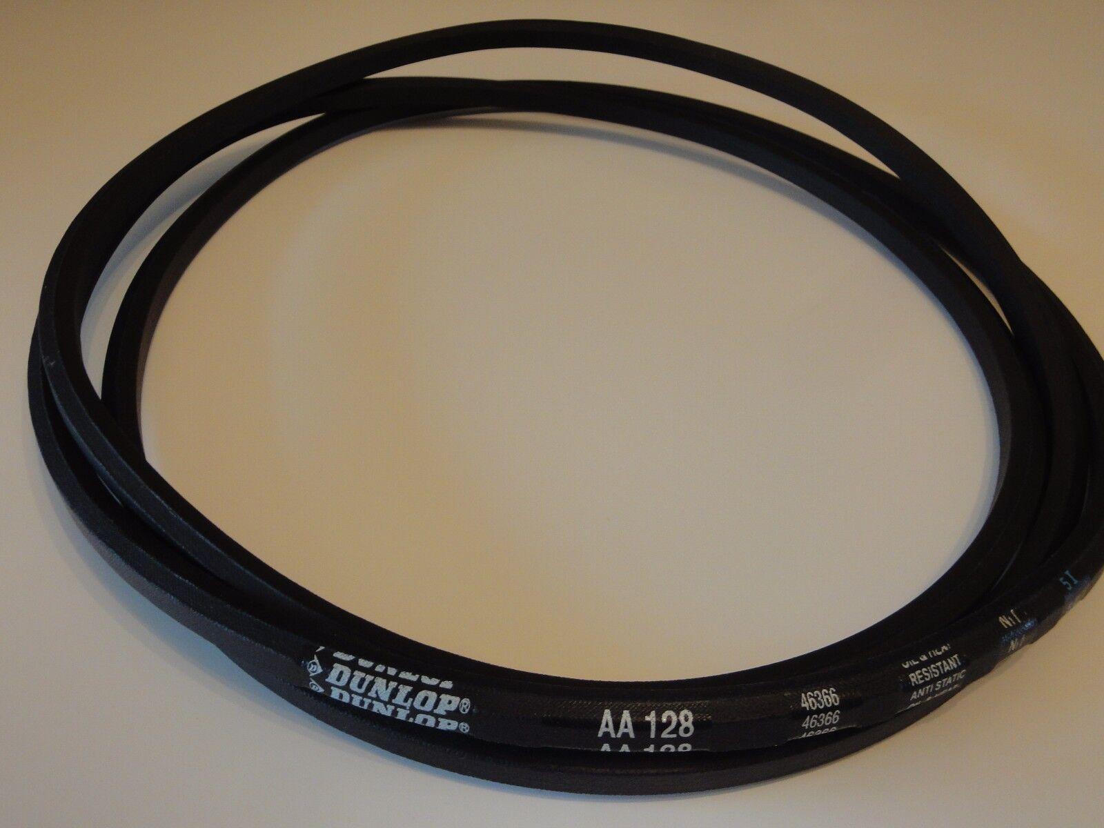 AA112 Dunlop Quality Hexagonal Mower Agricultural V Vee Belt