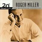 20th Century Masters: The Millennium Collection: by Roger Miller (Country) (CD, Sep-1999, MCA)