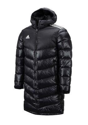 Adidas Tango Long Down Coat (CZ3972) Winter Hooded Jacket Parka | eBay
