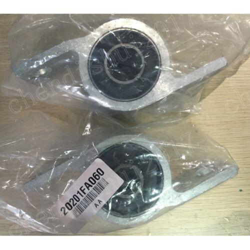 2 Front Control Arm Rear Bushing For Subaru Impreza Legacy 93-05 20201-FA050//060