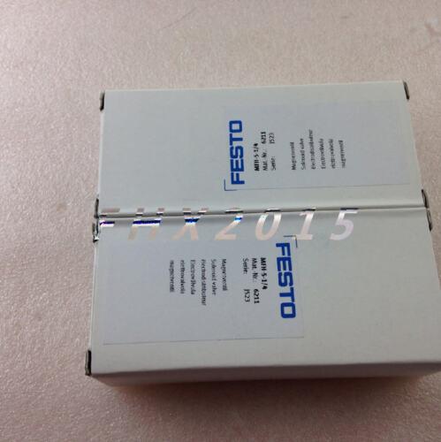 Festo Solenoid Valve MFH-5-1//4 MFH51//4 NEW