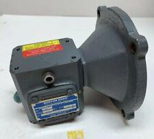 Boston Gear F710 10s B5 J Worm Gear Speed Reducer 37hp Ratio 101 Warranty
