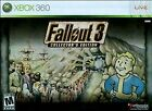Fallout 3 -- Collector's Edition (Microsoft Xbox 360, 2008)