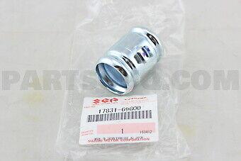 NUOVO Originale Suzuki Jimny Raffreddamento Radiatore Outlet Tubo Pompa Acqua 17860-80A00