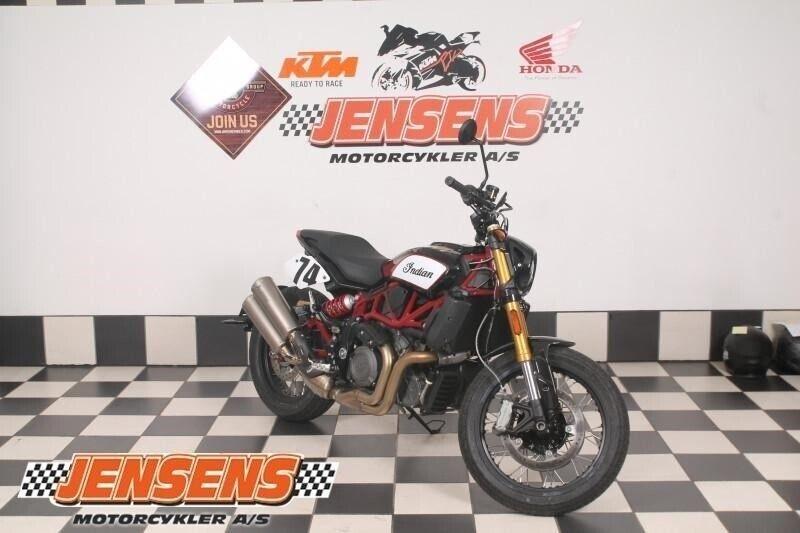 Indian, FTR 1200 S RR, ccm 1203