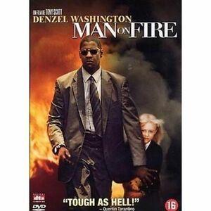 DVD Man On Fiire Denzel Washington Occasion