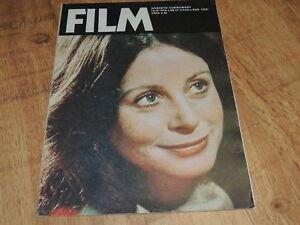 Film 37/1976 polish magazine Sarah Miles, Valerie Perrine, Veronique Delbourg - Bilgoraj, Polska - Film 37/1976 polish magazine Sarah Miles, Valerie Perrine, Veronique Delbourg - Bilgoraj, Polska