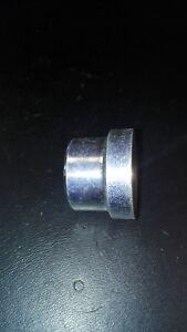 Gummipuffer Schwingungsdämfer Metallpuffer hart Ø40 x 20mm M10 Typ A 75°Shore