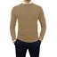 Maglione-uomo-Girocollo-Casual-slim-fit-Maglioncino-Cashmere-Blu-Nero-Verde-Blu miniatura 28