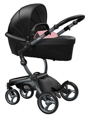 Mima Xari Kinderwagen 2in1 2019 Sitz Wanne Schwarz Gestellfarbe Graphit Ebay
