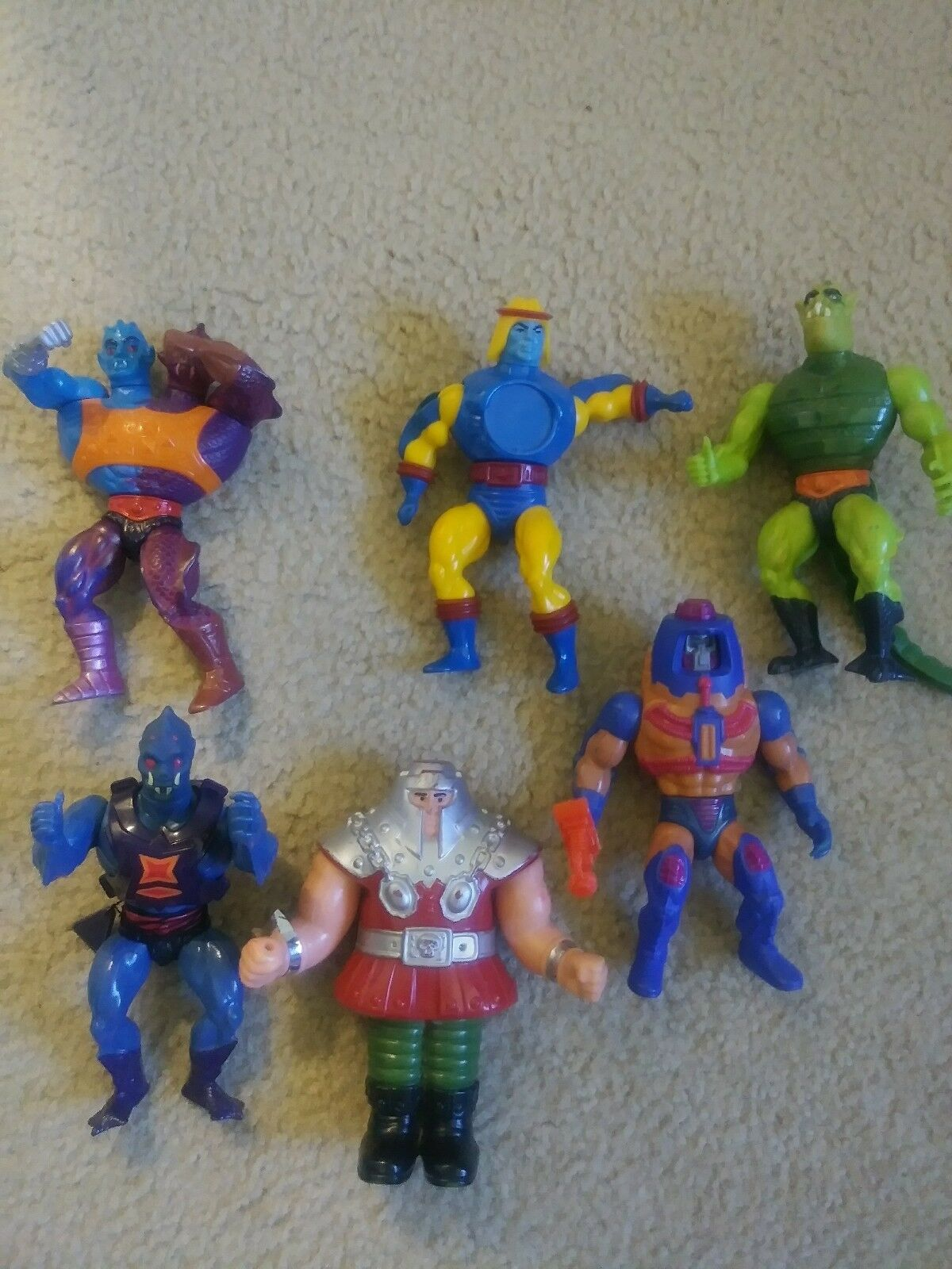 He-Man Figures Battle Battle Battle Cat Lot ff13b8