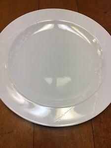 Image is loading Denby-WHITE-TRACE-Dinner-Plate & Denby WHITE TRACE Dinner Plate | eBay