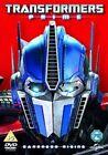 Transformers Prime - Season 1 Darkness Rising DVD .