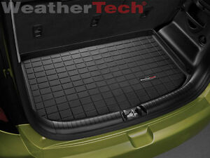 Weathertech Cargo Liner Trunk Mat For Kia Soul 2014 2017