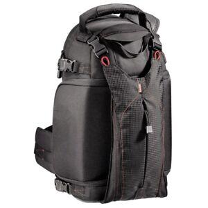 Hama-Katoomba-150-R-Sling-Bag-for-DSLR-CSC-Cameras-in-Black-UK-Stock-BNIP
