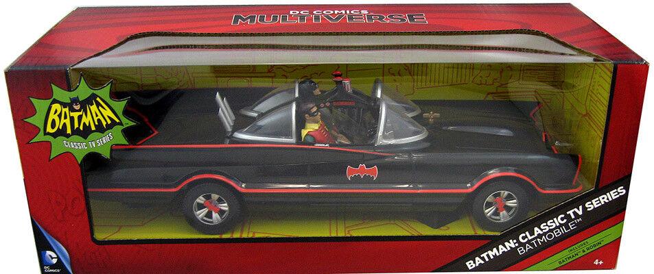 Dc comics multiversum batmobil mit batman & robin